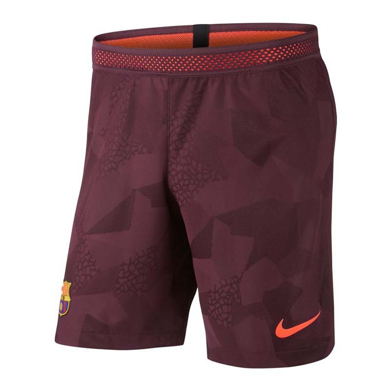 Nike FC Barcelona Authentic Short UCL Rot F681 - rot