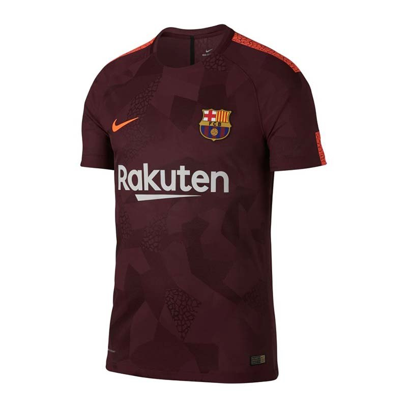 Nike FC Barcelona Authentic Trikot UCL 17/18 F683 - rot