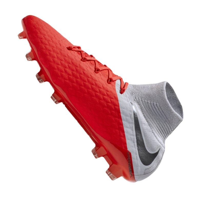 ... Nike Hypervenom Phantom III Pro DF FG Rot F600 - rot ... 0036585e58