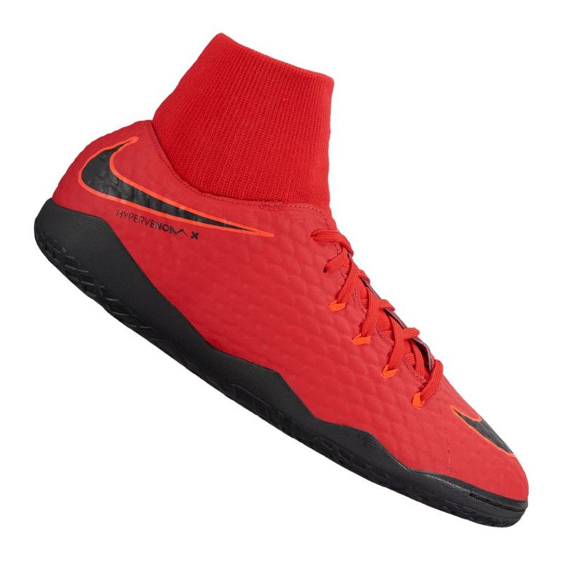 nike hypervenom phelon iii df ic rot f616 halle indoor. Black Bedroom Furniture Sets. Home Design Ideas
