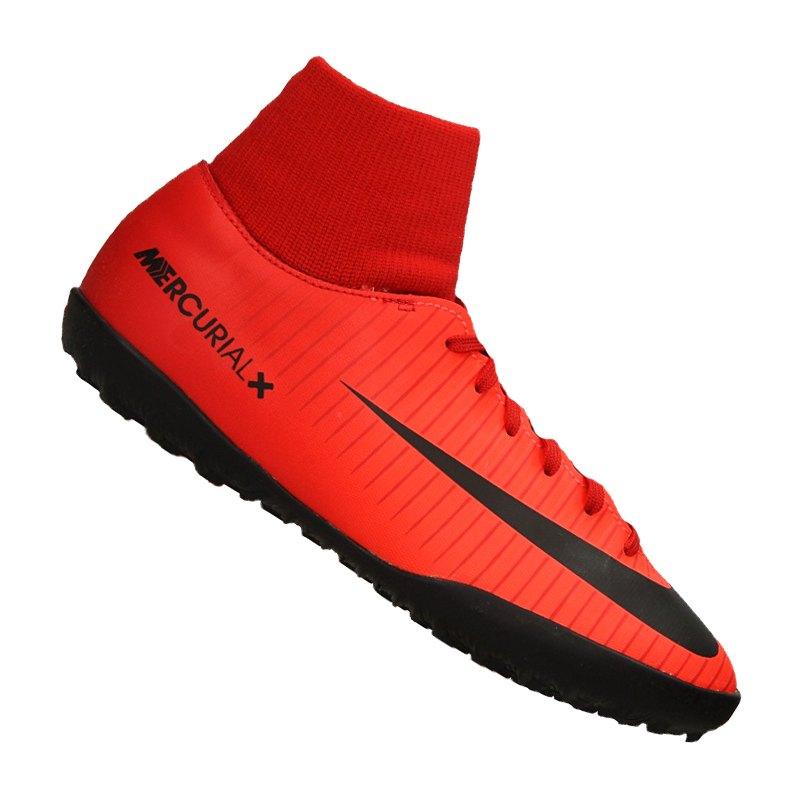 Nike Jr Mercurial X Victory VI DF TF Kids F616 - rot