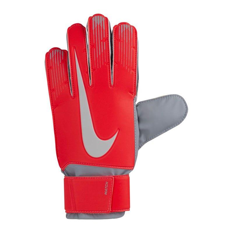 Nike Match Torwarthandschuh Rot F671 - rot