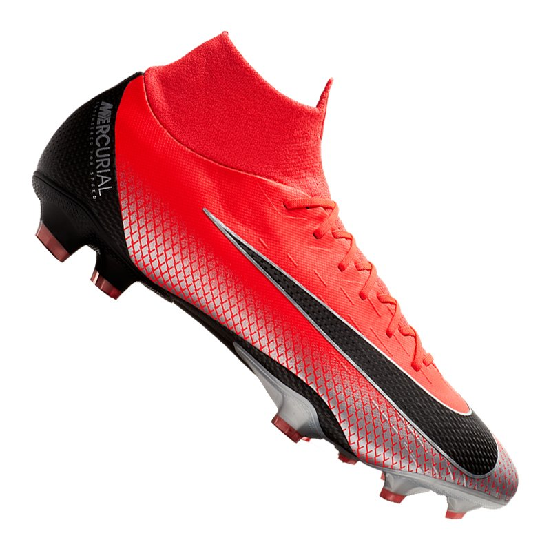 huge selection of 22896 b83d7 Nike Mercurial Superfly VI Pro CR7 FG Rot F600 - rot ...