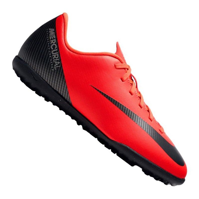 Nike Mercurial Vapor XII Club CR7 TF GS Kids F600 - rot