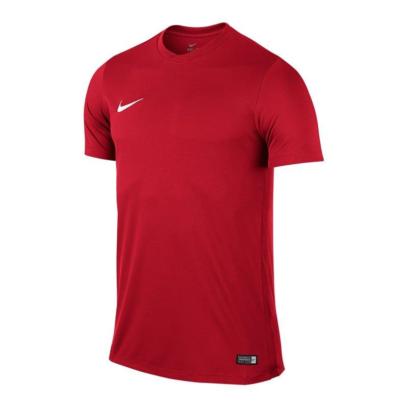 Nike Park VI Trikot kurzarm Kids Rot F657 - rot