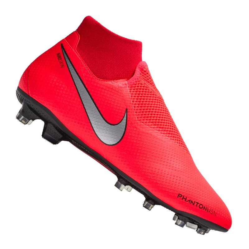 Nike Phantom Vision Pro FG Rot F600 - rot
