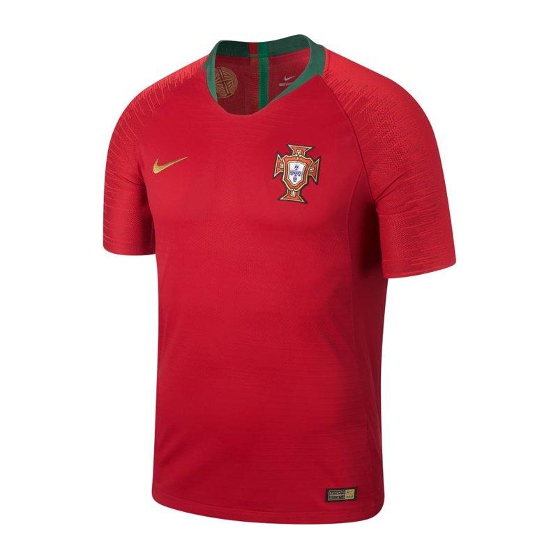 Nike Portugal Authentic Trikot Home WM 2018 F687 - rot