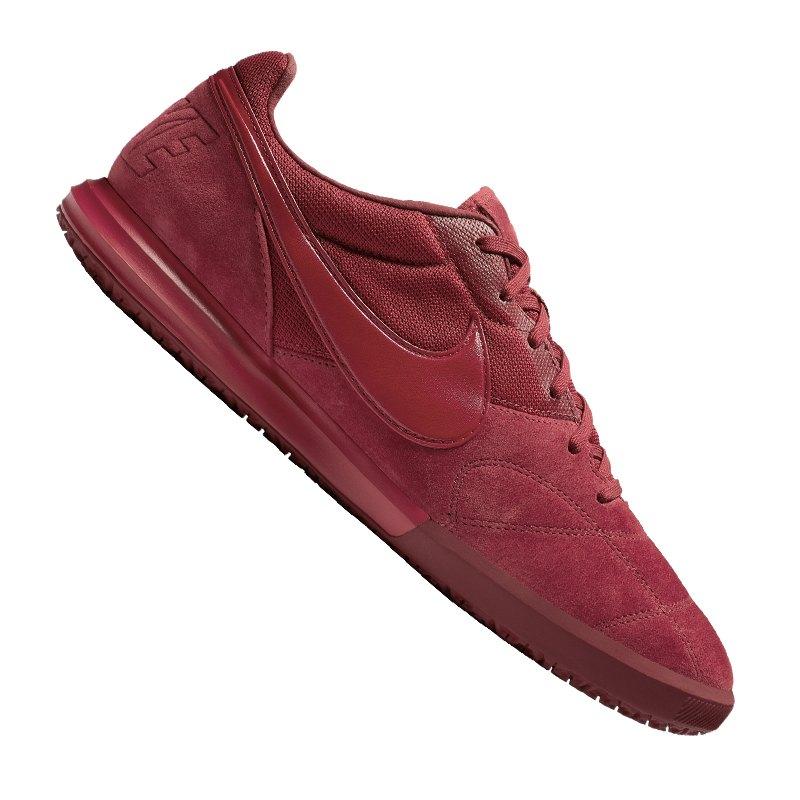 Nike Premier II Sala IC Rot F606 - rot
