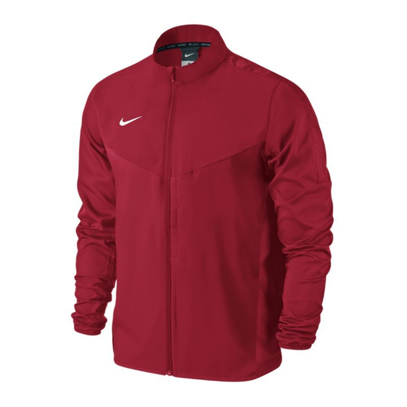 Nike Team Performance Shield Jacket Jacke F657 - rot