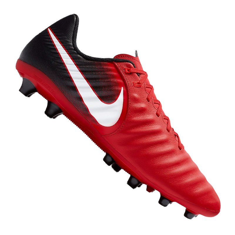 new style 4dfc7 07bb2 Nike Tiempo Ligera IV AG-Pro Rot F616   Multinocken   Leder ...