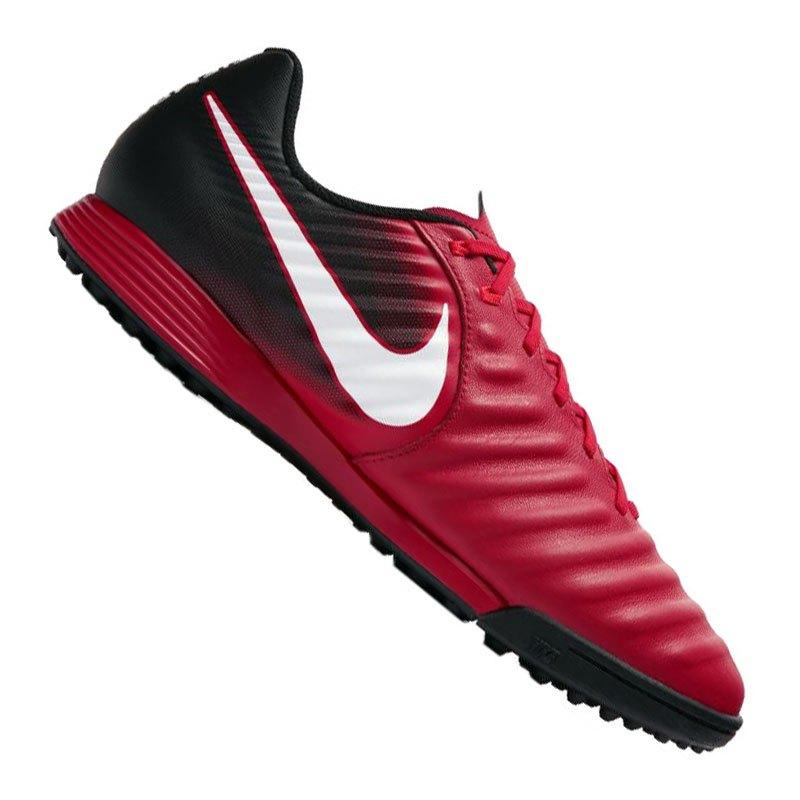 Nike Tiempo X Ligera IV TF Rot F616 - rot