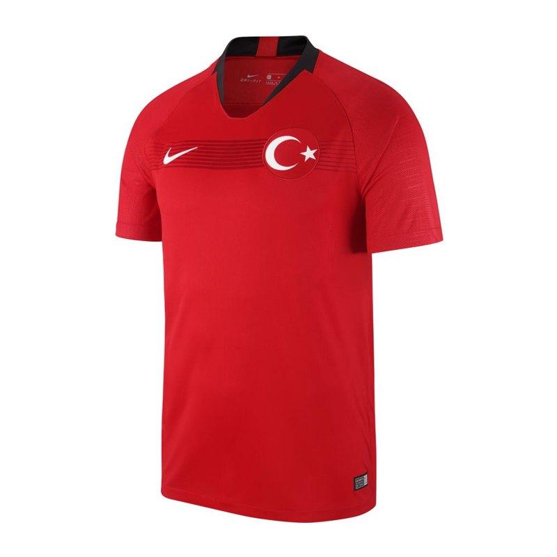 Nike Türkei Trikot Home 2018 Rot F657 - rot