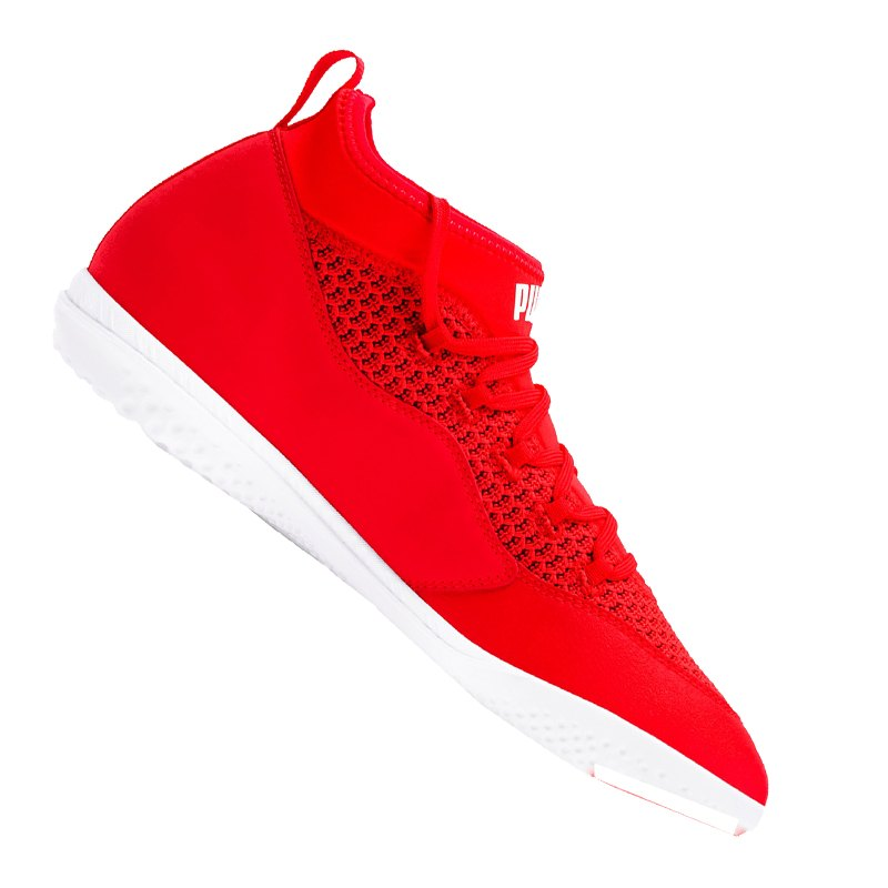 PUMA 365 FF CT Halle Rot Weiss F02 - rot