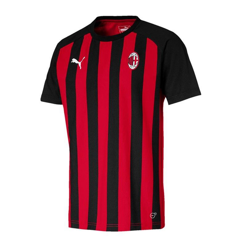 PUMA AC Mailand Match Fan T-Shirt Rot F06 - rot