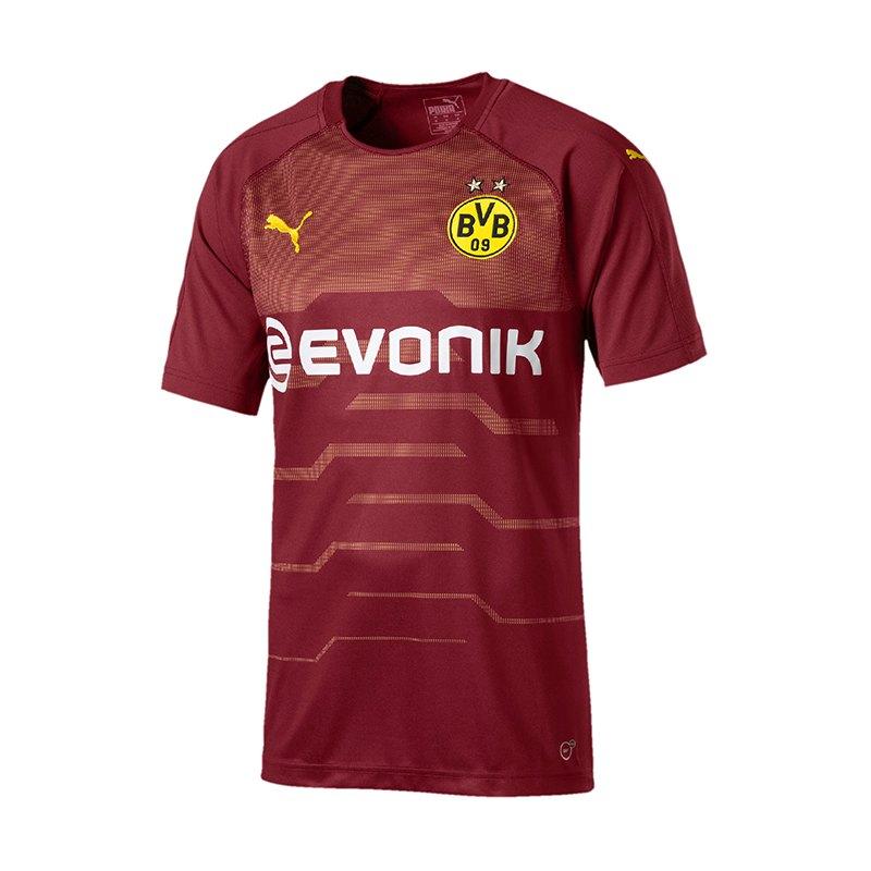 PUMA BVB Dortmund Trikot 3rd 2018/2019 Rot F03 - rot