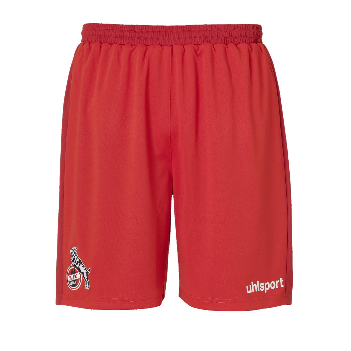 Uhlsport 1. FC Köln Short Away 2019/2020 Rot - rot