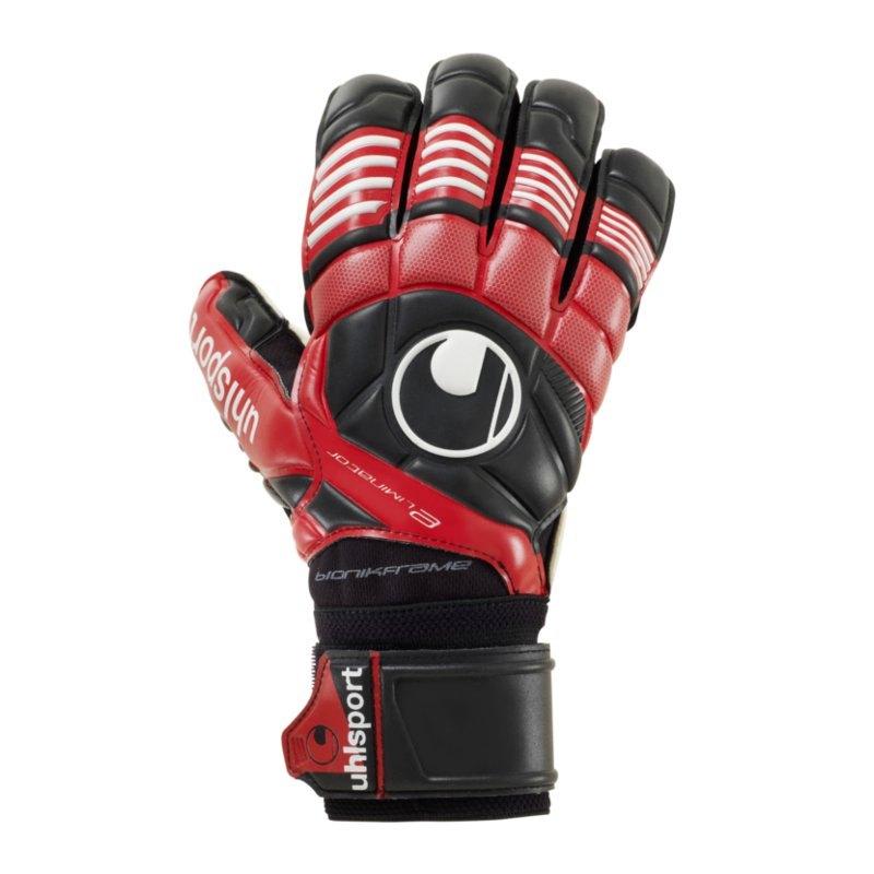 Uhlsport Eliminator Supersoft Bionik Handschuh F01 - rot