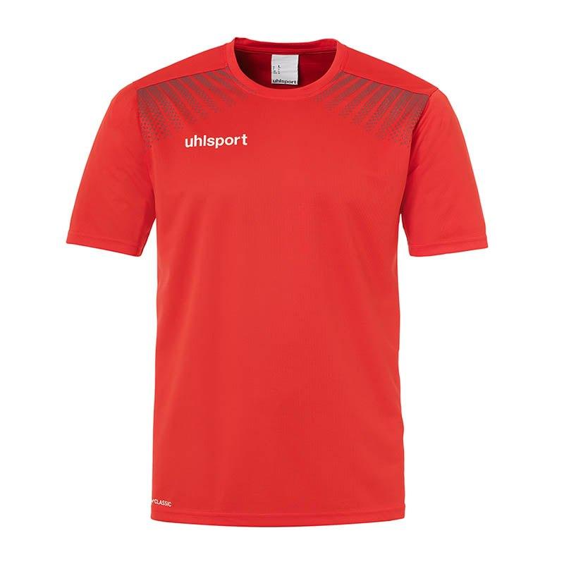 Uhlsport Goal Training T-Shirt Kids Rot F04 - rot