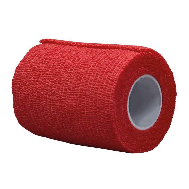 Uhlsport Tube It Tape 4 Meter Rot F03 - rot