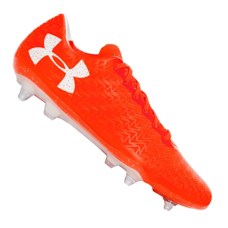Under Armour Clutchfit Force 3.0 Hybrid SG F611 - rot