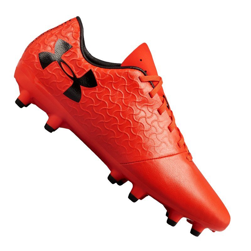 Under Armour Magnetico Select FG Kids Rot F600 - rot