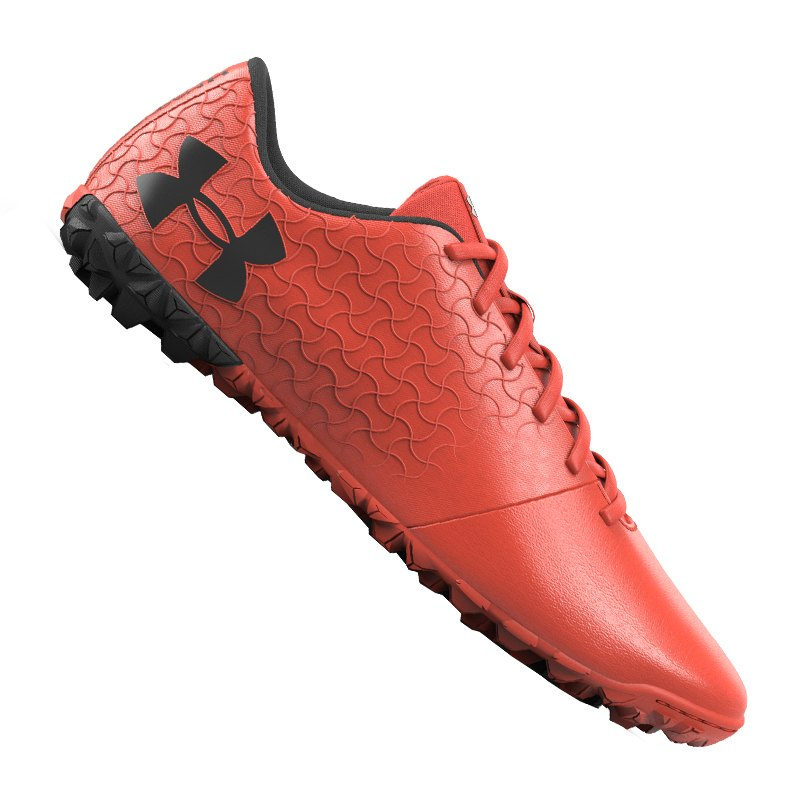 Under Armour Magnetico Select TF Kids Rot F600 - rot