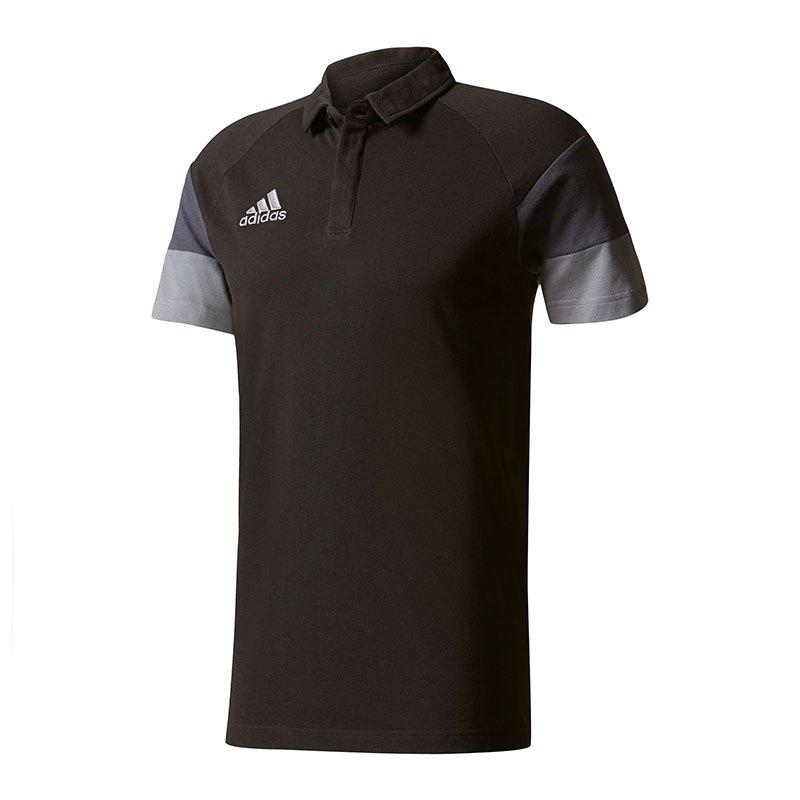 adidas Condivo 16 CL Poloshirt Schwarz - schwarz