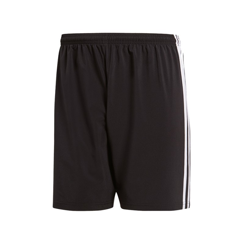 adidas Condivo 18 Short Hose kurz Schwarz Weiss - schwarz