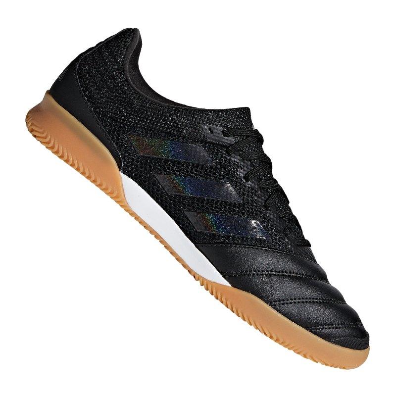 adidas COPA 19.3 IN Sala Schwarz - schwarz