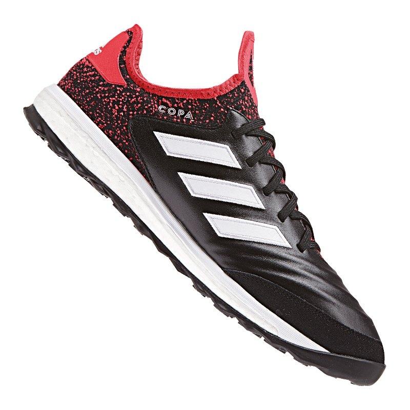 adidas COPA Tango 18.1 TR Schwarz Rot - schwarz