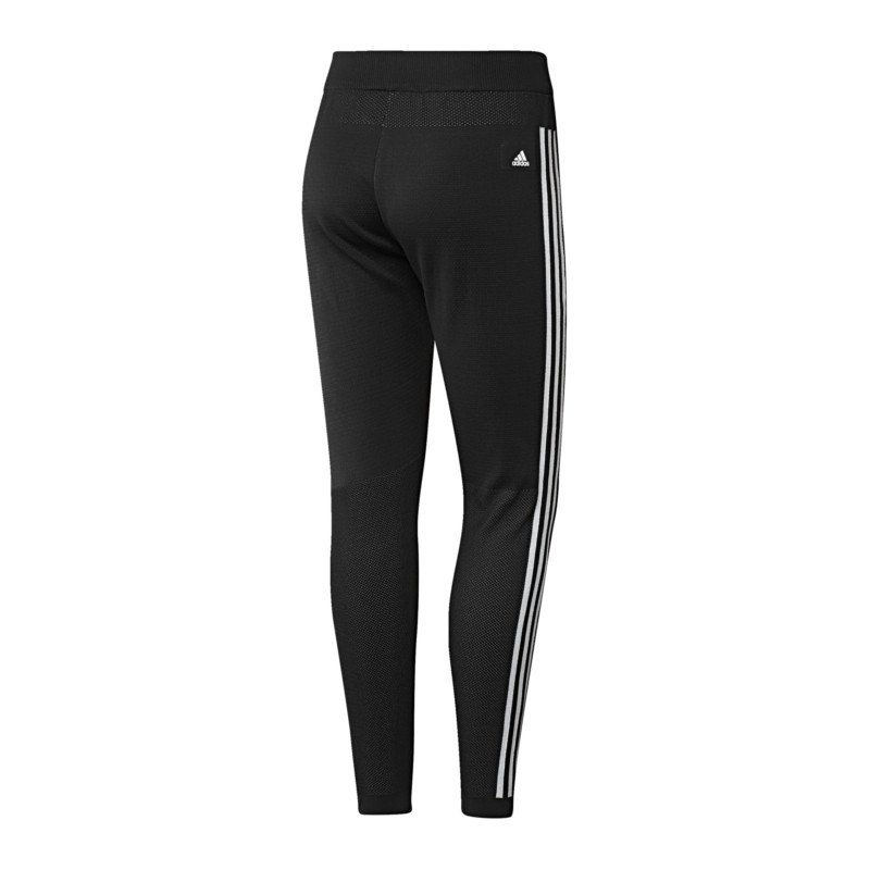 id knit striker hose adidas lang damen schwarz pant. Black Bedroom Furniture Sets. Home Design Ideas