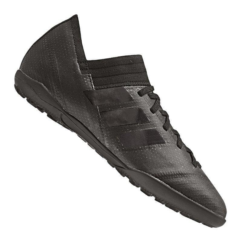 adidas NEMEZIZ Tango 17.3 TF J Kids Schwarz - schwarz