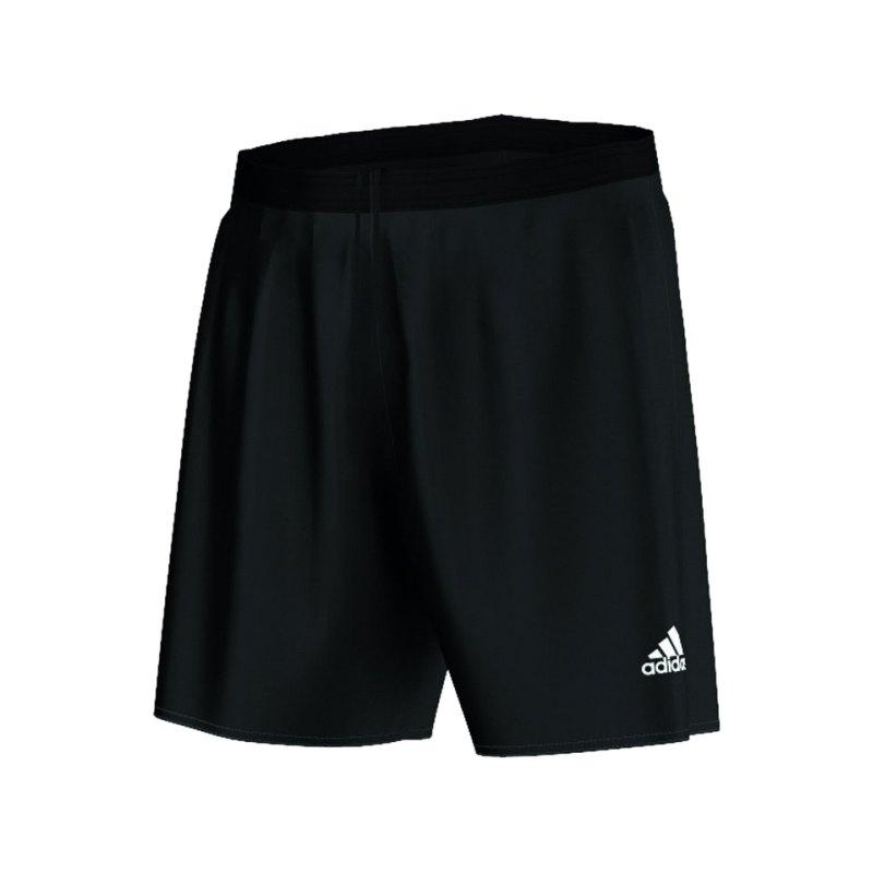 adidas Parma 16 Short mit Innenslip Schwarz - schwarz
