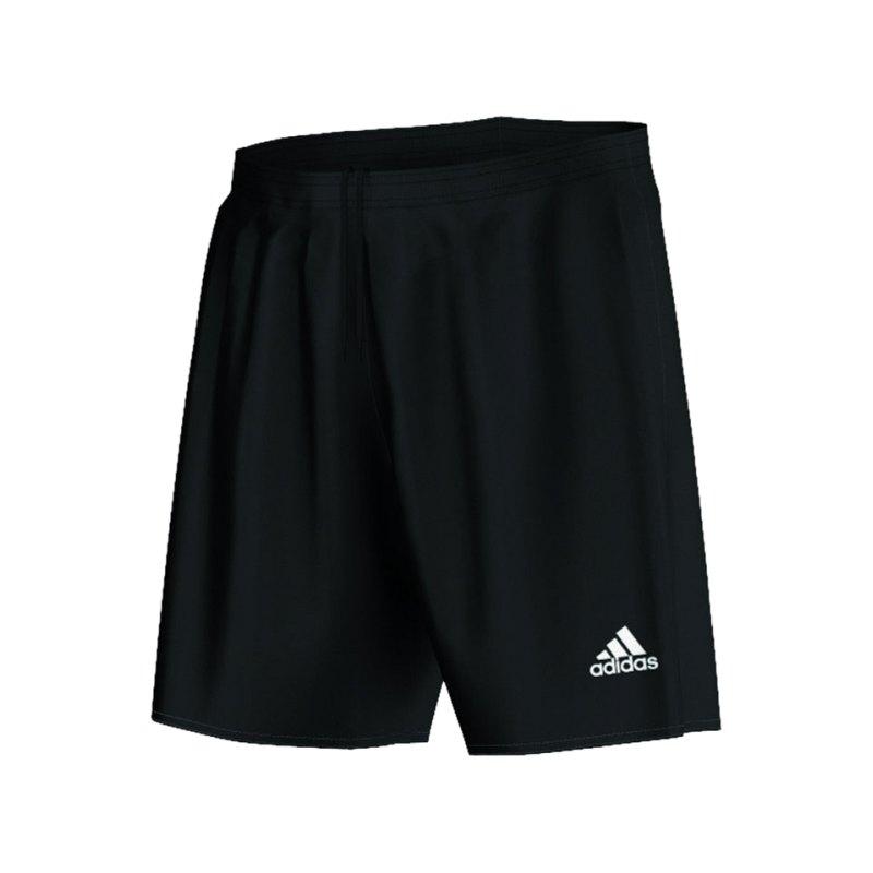 adidas Parma 16 Short ohne Innenslip Schwarz - schwarz