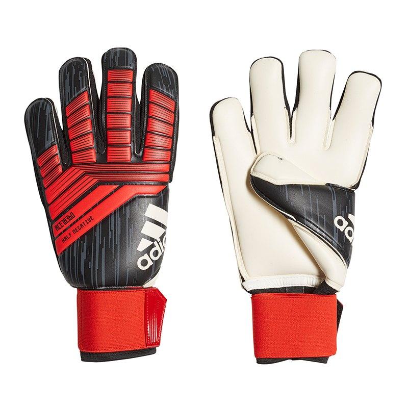 adidas Predator Half Negative TW-Handschuh Schwarz - schwarz