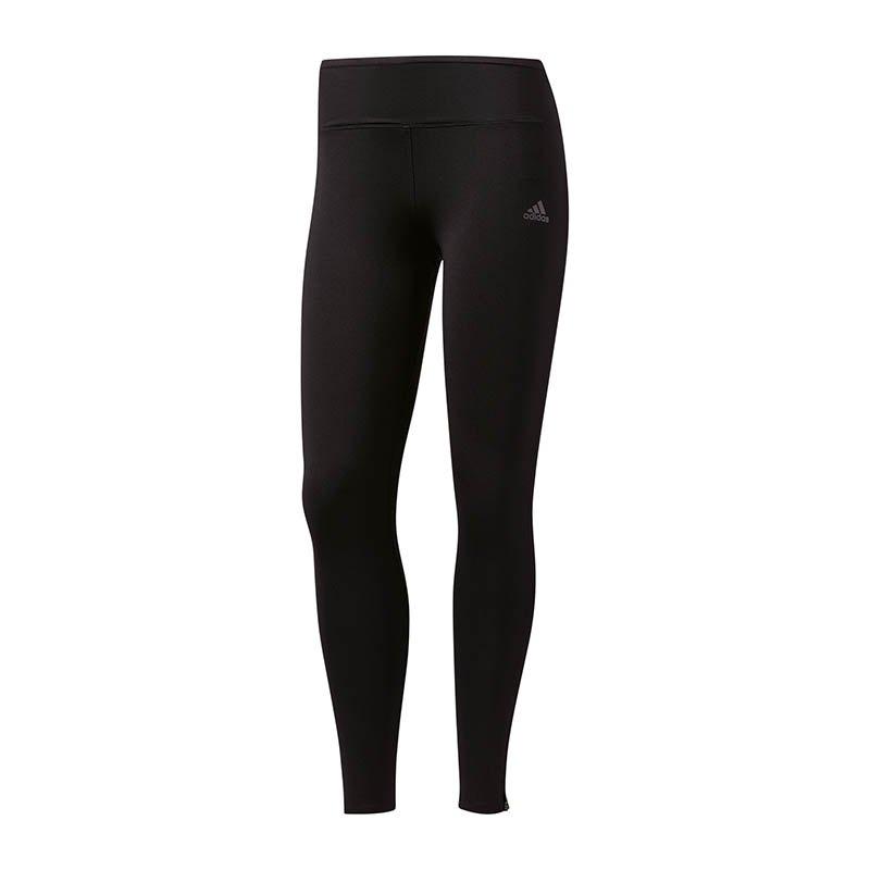 adidas Response CW Legging Running Damen Schwarz - schwarz