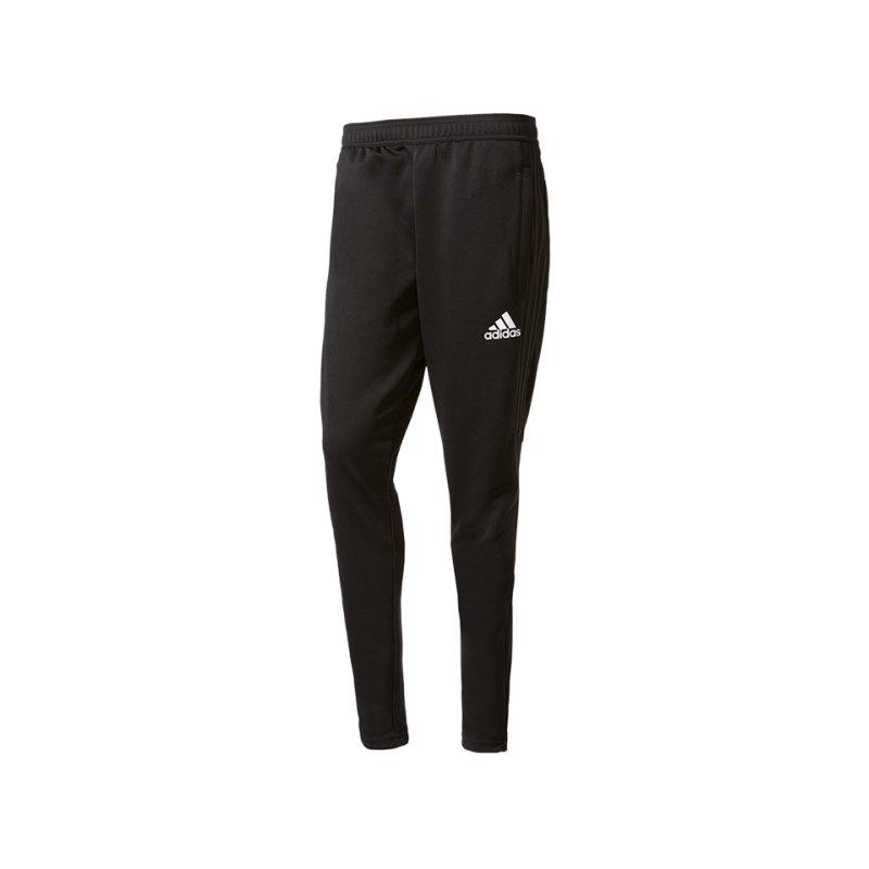 adidas Tiro 17 Training Pant Jogginghose Kids - schwarz