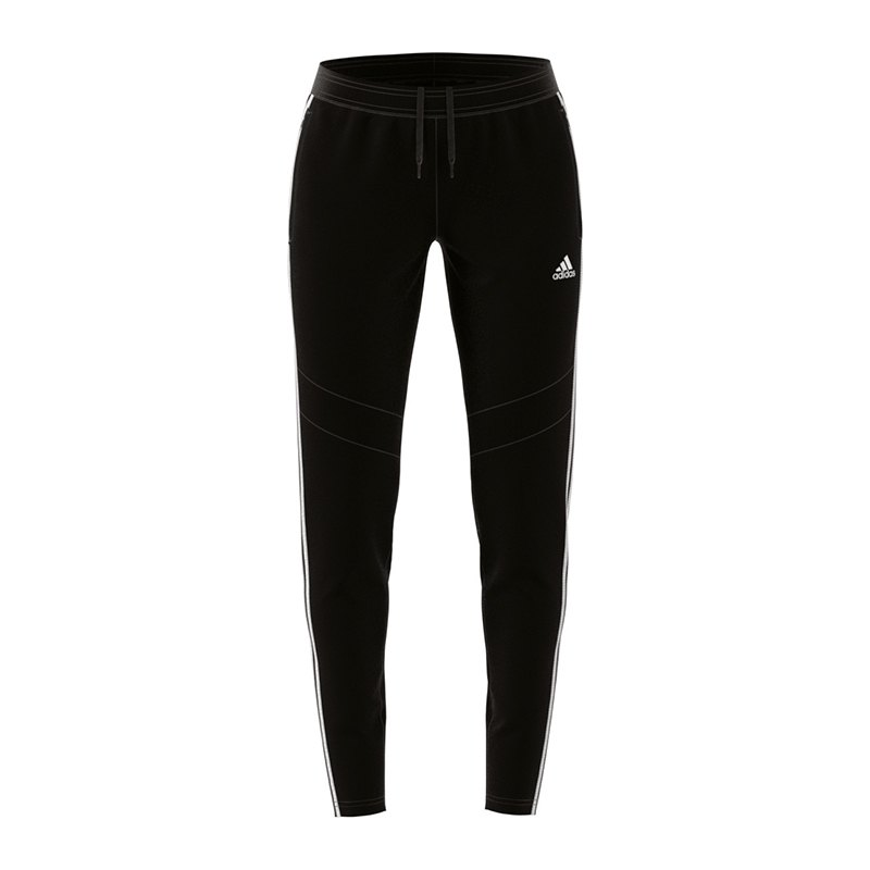 adidas tiro 19 trainingshose pant damen schwarz. Black Bedroom Furniture Sets. Home Design Ideas