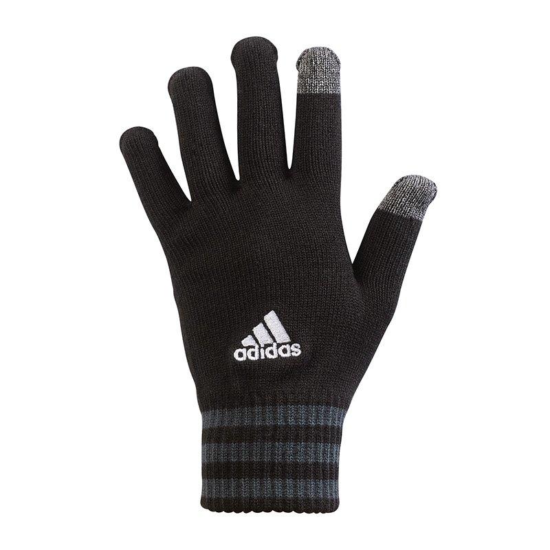 adidas Tiro Glove Feldspielerhandschuh Schwarz - schwarz