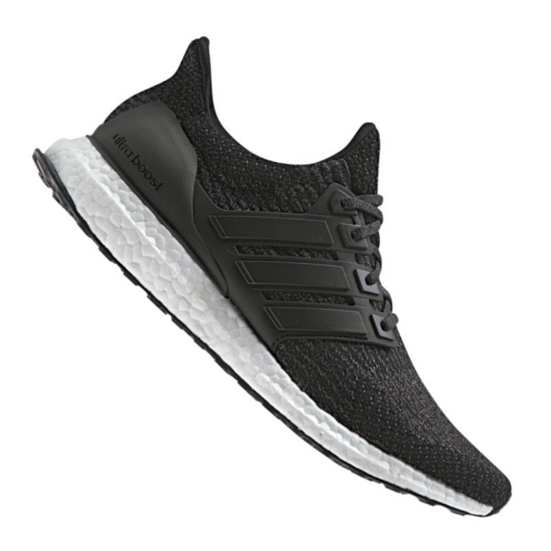 adidas ultra boost running schwarz laufschuh joggen. Black Bedroom Furniture Sets. Home Design Ideas