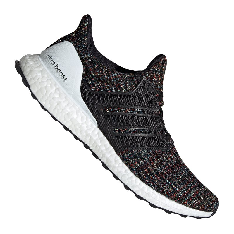 adidas Ultra Boost Sneaker Schwarz Rot - schwarz