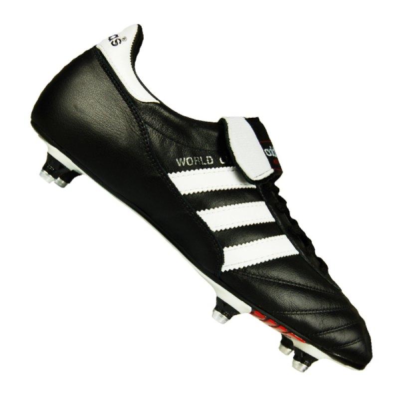 adidas World Cup SG Schwarz Weiss - schwarz