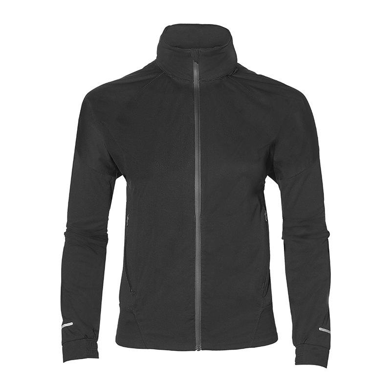 Asics Accelerate Jacket Jacke Running Damen F0904 - schwarz