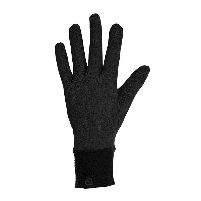 Asics Basic Gloves Handschuhe Running F001 - schwarz