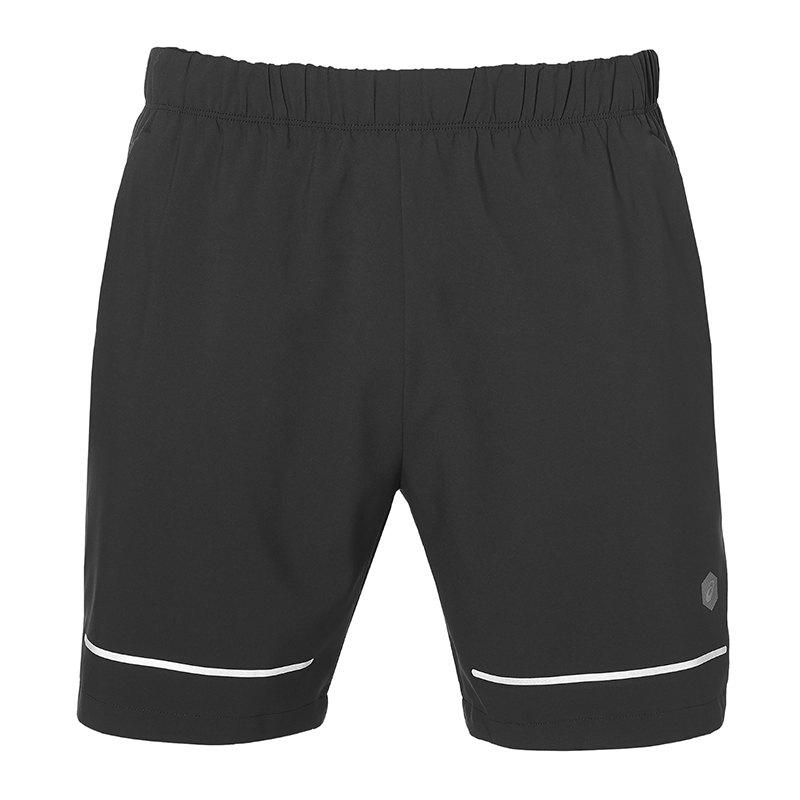 Asics Lite-Show 7IN Short Hose kurz Running F0904 - schwarz