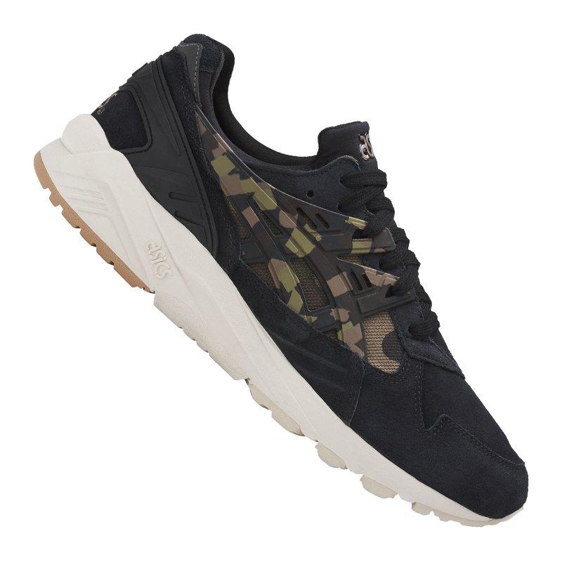 Asics Tiger Gel-Kayano Trainer Sneaker F9086 - schwarz
