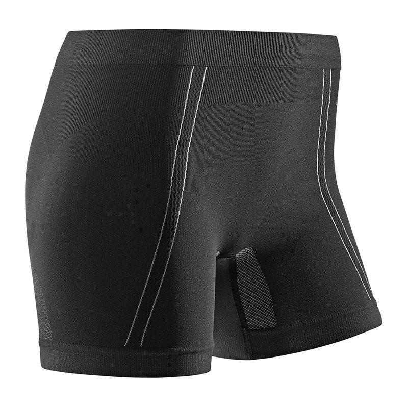 CEP Ultralight Panty Running Damen Schwarz - schwarz