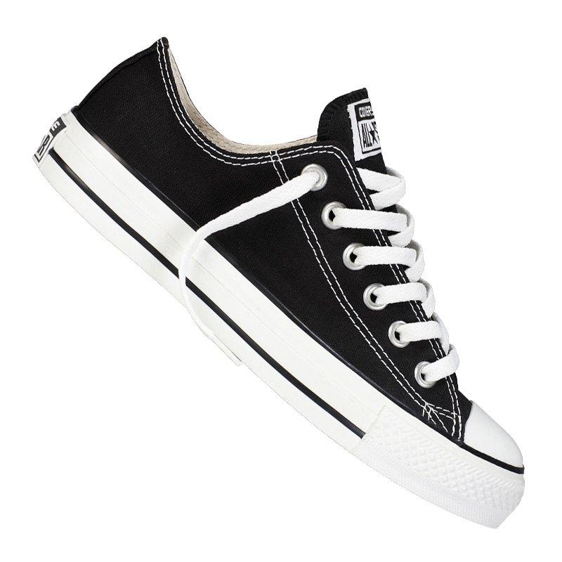 Converse Chuck Taylor AS Low Sneaker Schwarz F001 - schwarz