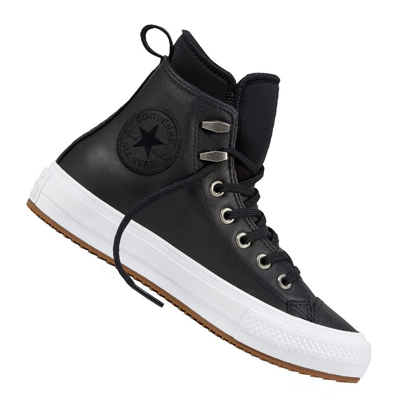 converse chuck taylor as waterproof boot alltag. Black Bedroom Furniture Sets. Home Design Ideas