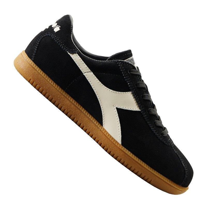 Diadora Tokyo Sneaker Schwarz C7702 - schwarz